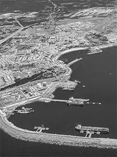 Sines: Metamorfose de uma cidade Portuária - TESES