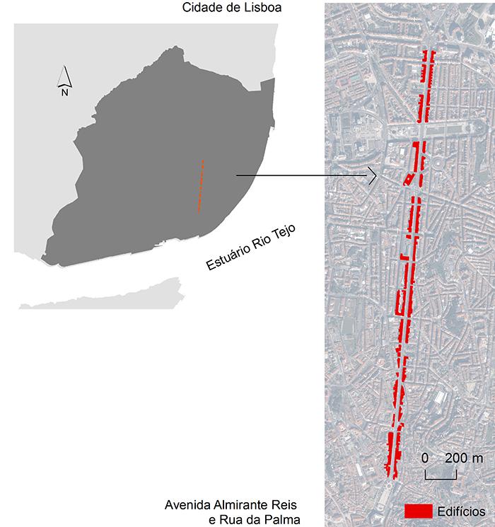 almirante reis lisboa mapa Estudo Prévio   Artigos / AVENIDA ALMIRANTE REIS: diagnóstico urbano almirante reis lisboa mapa